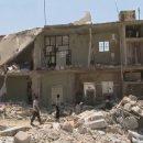 Abandoning Syria